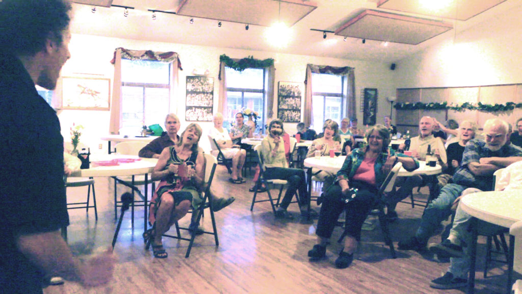 All Around This World in Salida, Colorado -- Concert for kids