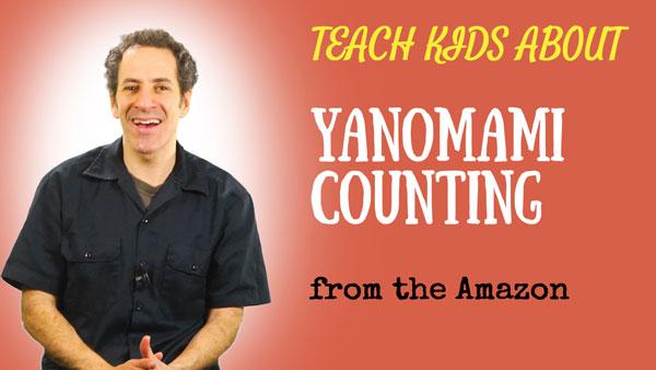 Teach Kids About the Yanomami -- All Around This World