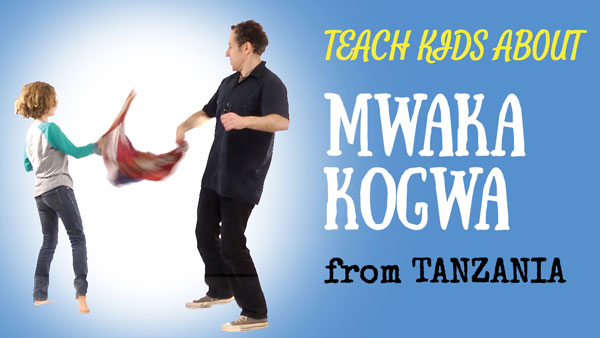 Teach Kids About Tanzania -- Mwaka Kogwa -- All Around This World