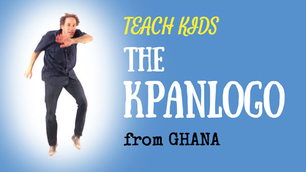 West Africa for Kids -- The Kpanlogo -- All Around This World