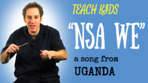 African Harvest Song -- Let's Sing Nsa We -- All Around This World