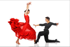 Latin America -- Argentina -- Dancing the Tango