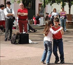Latin America -- Argentina -- Dancing the Tango (Kids!)