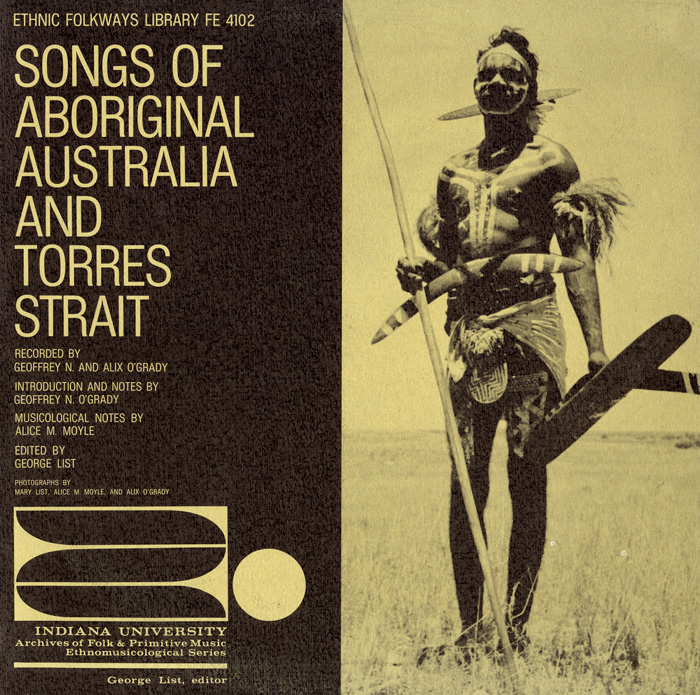 Songs of Aboriginal Australia and Torres Strait