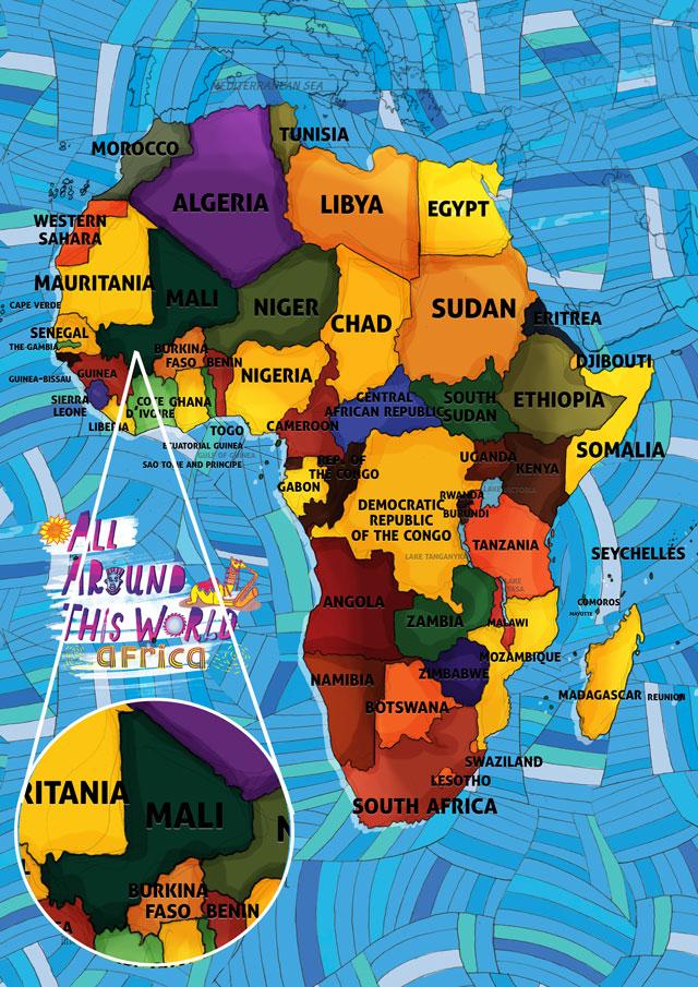 All Around This World Africa (Mali)