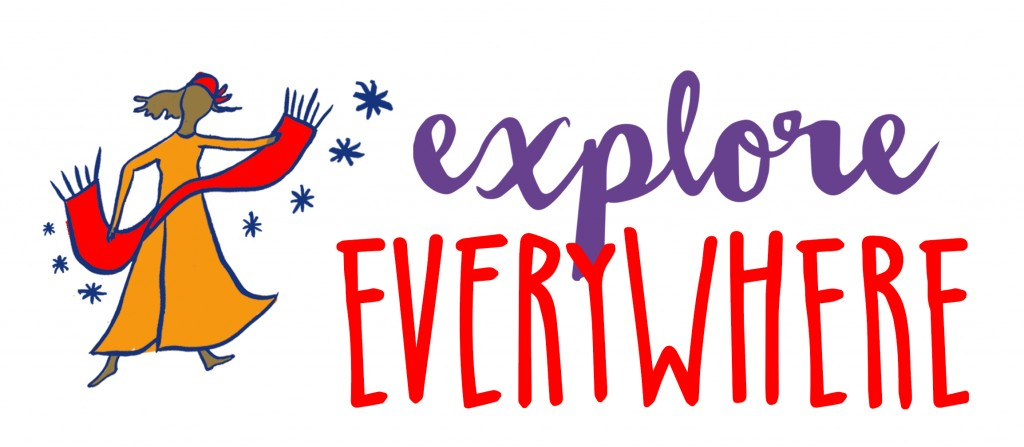 All Around This World's Explore Everywhere Online Learning Program