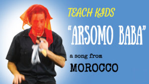 Arabic Colors Song -- Let's Sing Arsomo Baba -- All Around This World