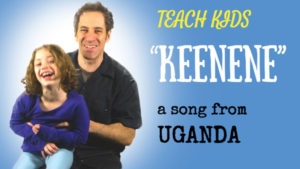 African Food Song -- Let's Sing Keenene -- All Around This World