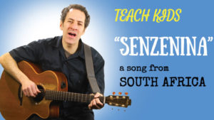 South African Lullaby -- Let's Sing Senzenina -- All Around This World