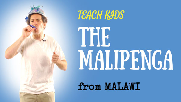 Africa for Kids -- The Malipenga -- All Around This World
