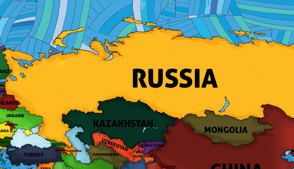 All Around This World Russia