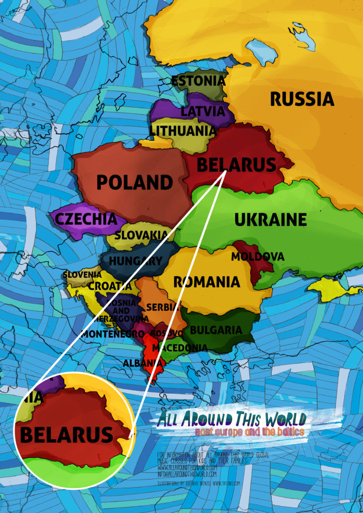 All Around This World Eastern Europe featuring Belarus