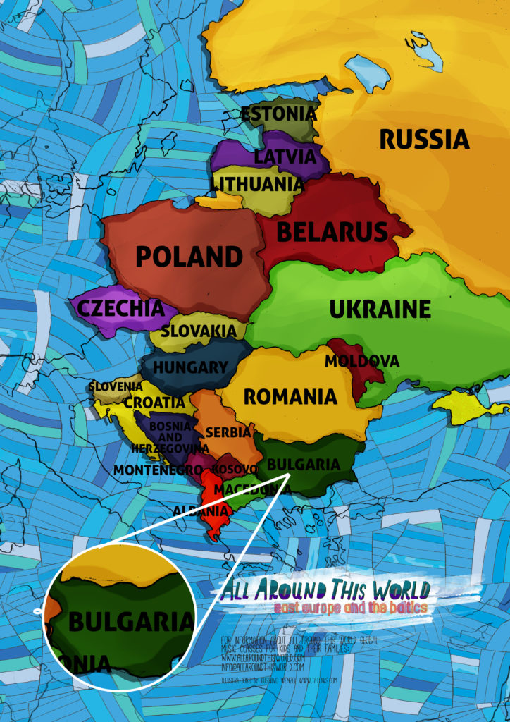 All Around This World -- Eastern Europe featuring Bulgaria