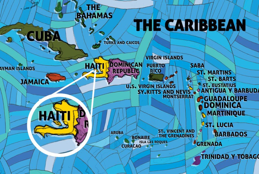 All Around This World -- The Caribbean featuring Haiti