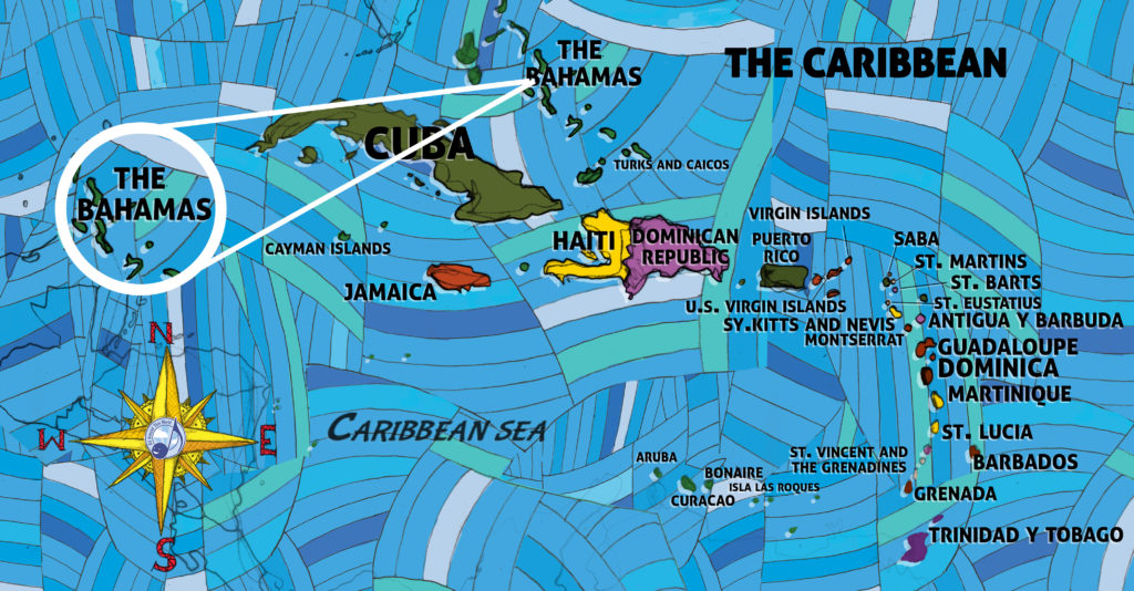 All Around This World -- The Caribbean featuring the Bahamas