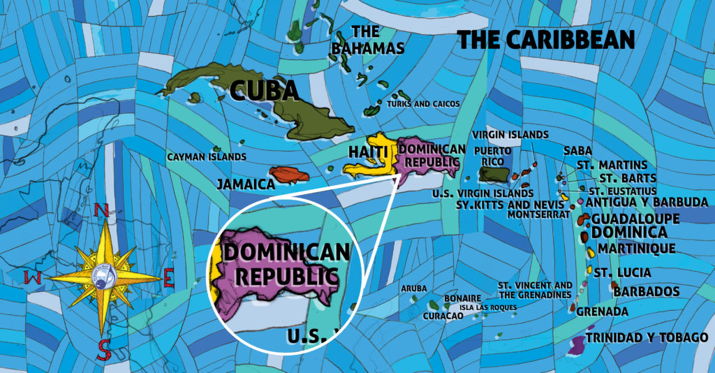 All Around This World -- The Caribbean featuring the Dominican Republic