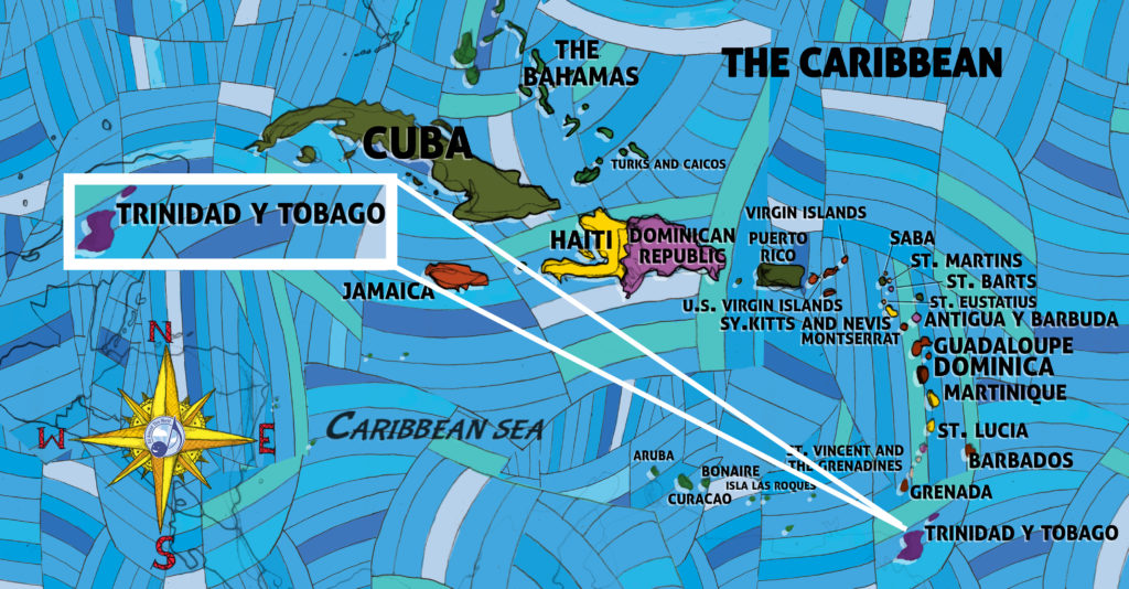 All Around This World -- The Caribbean featuring Trinidad and Tobago
