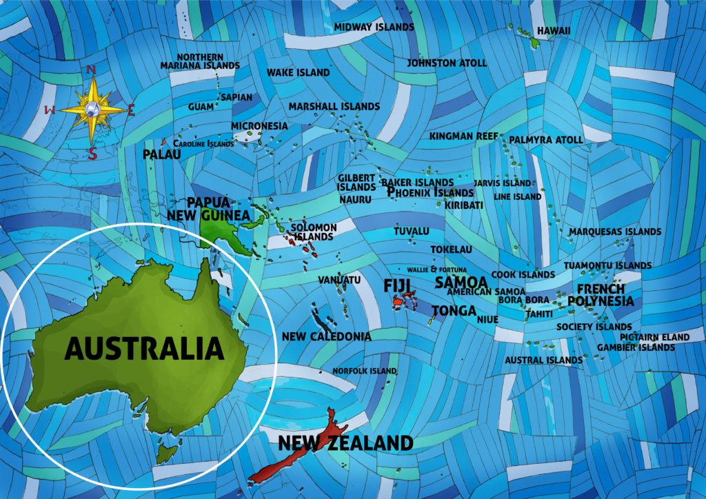 All Around This World -- Australia